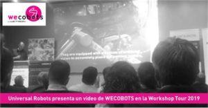 UR y WECOBOTS