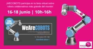 Wecobots en WeAreCOBOTS