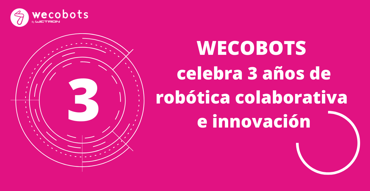 3er aniversario WECOBOTS (3)